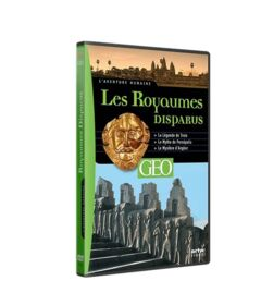 VIDEO - DVD - AVENTURE HUMAINE - ROYAUMES DISPARUS