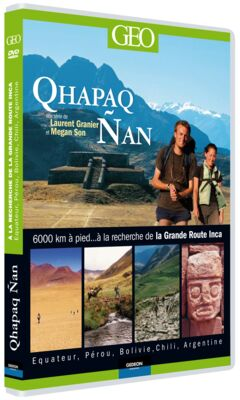 DVD VIDEO LA GRANDE ROUTE INCAS 14,99€