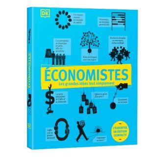 Economistes - les grandes idées tout simplement - édition compact