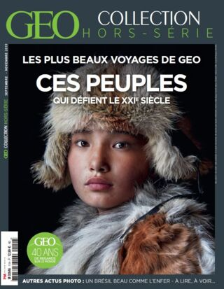 Géo Collection - Les plus beaux voyages de GEO