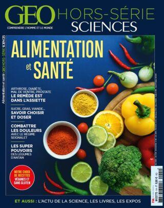 Géo HS Sciences - Alimentation et Santé