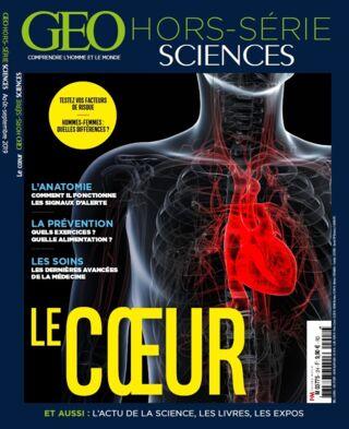 Géo HS Sciences - Le coeur