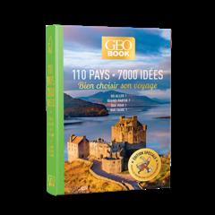 GEOBOOK collector Tintin - 110 pays 7000 idées