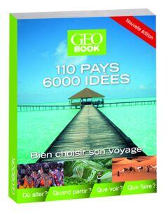 Livre 110 pays, 6000 idées - ed 2013 - 26.90€