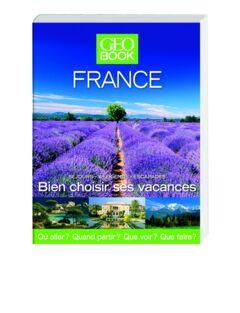 LIVRE - GEOBOOK FRANCE -GEO - ed 2009 - 25.90€ PMT CPT