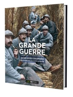 Livre la grande guerre - 49.95€