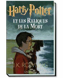 Livre - Harry Potter et les Reliques de la Mort