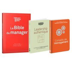 Coffret Management & Leadership - HBR - 45€