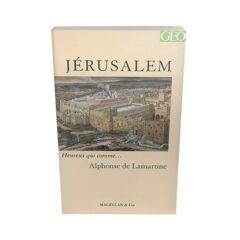 LIVRE - HEUREUX QUI COMME JÉRUSALEM - GEO