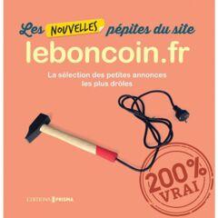 Les nouvelles pépites du site leboncoin.fr - Ebook