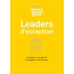 Leaders d'exception- Ebook