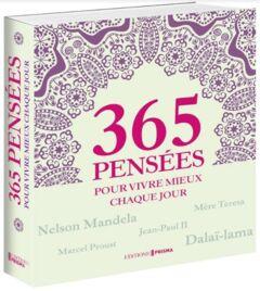 365 pensées bien-être