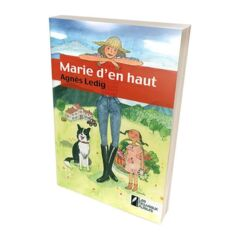 LIVRE MARIE D'EN HAUT