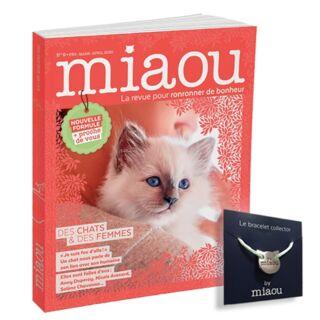 Miaou n°9 + Bracelet