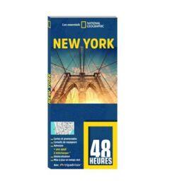 Livre 48 heures : New York - 8.90€