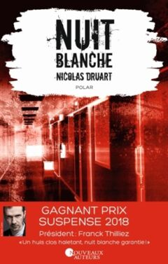 Nuit blanche - Ebook