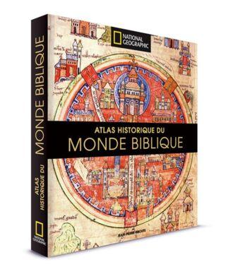 Atlas du monde biblique NG + Bon d'achat de 30€