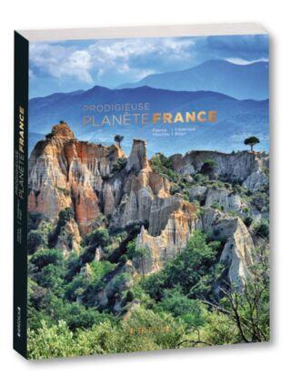 Prodigieuse Planète France éd. 2016 + Bon d'achat de 30€