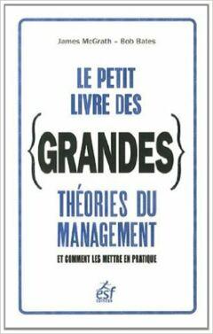 Ebook Le petit livre des grandes théories du management