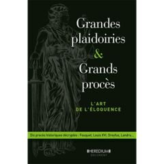 Grandes plaidoiries et grand procès - Ebook