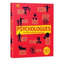 Psychologues - les grandes idées tout simplement - édition compact