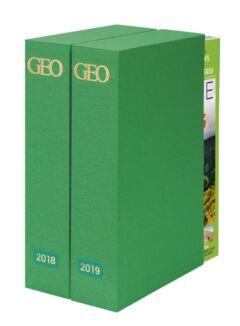 Reliures GEO 2018 - 2020