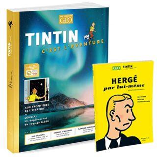 Tintin 6 + OJ Hergé par lui-même