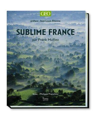 LIVRE SUBLIME FRANCE 39.90€