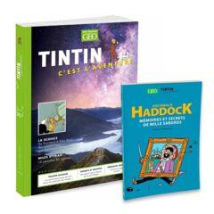 Tintin n°8 + OJ Archibal Haddock, mémoires et secrets de mille sabords