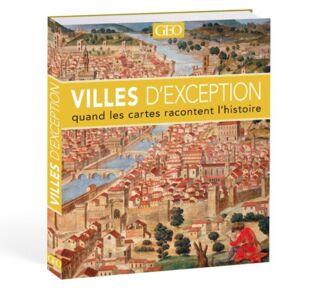 Villes d'exception - 35.90€ + Bon d'achat de 30€