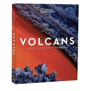 Livre Volcans - 35€ + Bon d'achat de 30€