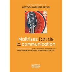 Maitrisez l'art de la communication- Ebook