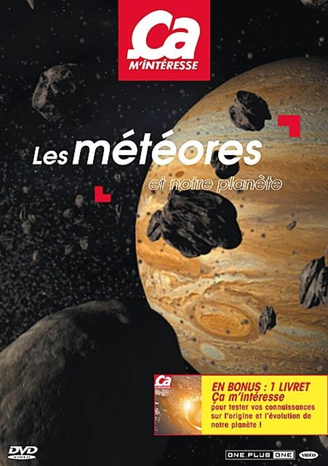 DVD METEORES