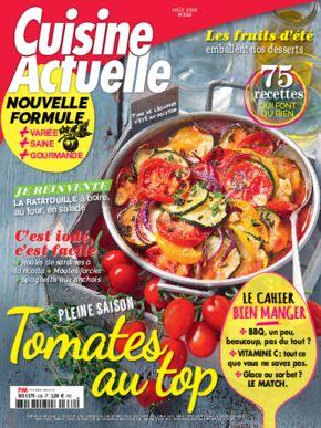 Cuisine Actuelle n°332