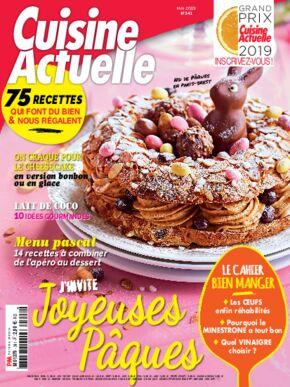 Cuisine Actuelle n°341