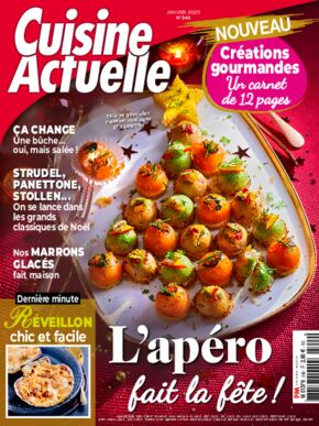 Cuisine Actuelle n°349