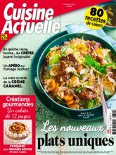 Cuisine Actuelle n°350