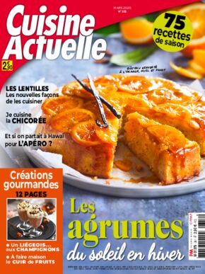Cuisine Actuelle n°351