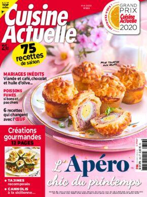 Achat Cuisine Actuelle N 353 6 Avr 2020 Version Numerique Et
