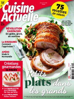 Cuisine Actuelle n°354