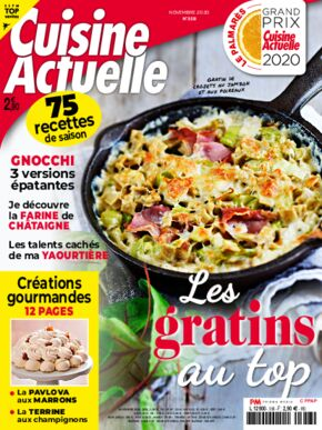 Cuisine Actuelle n°358