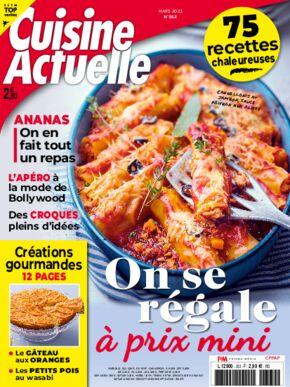 Cuisine Actuelle n°362