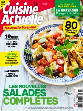 Cuisine Actuelle n°365