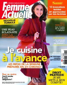 8d29ecbf444 Achat Femme Actuelle n°1808 20 mai 2019 version numérique et papier ...