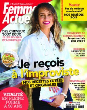 320f8c88bc Achat Femme Actuelle n°1810 3 juin 2019 version numérique et papier ...