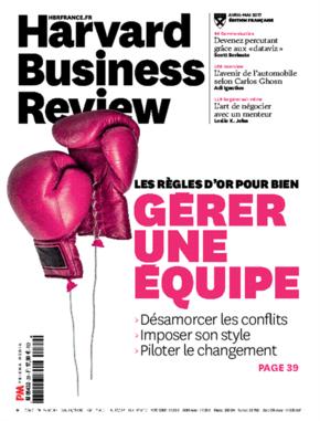 Harvard Business Review n°20