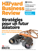 Harvard Business Review n°21