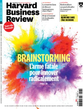 Harvard Business Review n°28