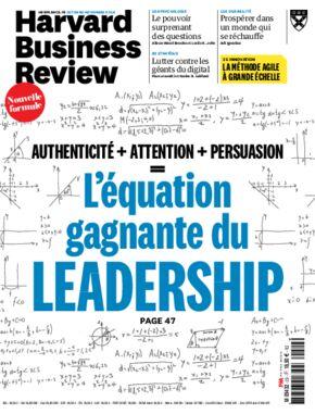 Harvard Business Review n°29