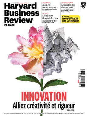 Harvard Business Review n°33